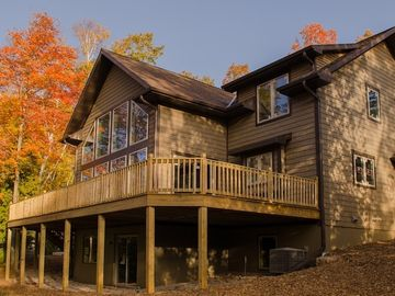 Fish Creek chalet rental - Five Birches