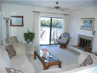 Kiawah Island house photo - Living Room View from Kitchen