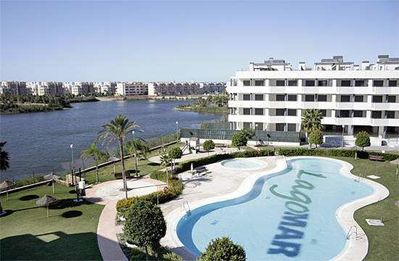 Luxury apartment for 6 persons in Andalusia