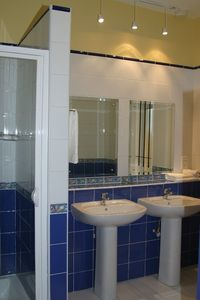 bathrooms with shower and toilet