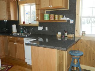 Carrabassett Valley house photo - Brand new kitchen area