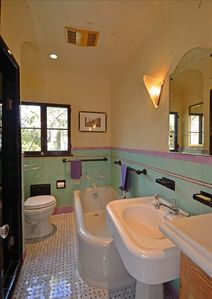 Bathroom FULL BATH (Separate bathtub, shower, toilette). CASA LINDENHURST