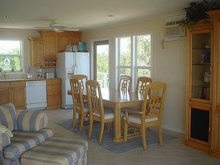 Cayman Brac house photo - spacious well appointed kitchen & dining