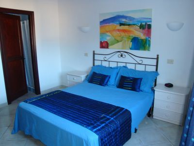 Los Gigantes villa rental - King Size Bed in Main Bedroom