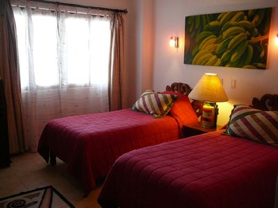 Puerto Vallarta condo rental - 2nd bedroom as two singles or can be one king