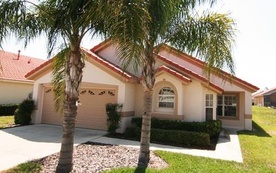 Solana Resort villa rental - A piece of Paradise for your Orlando fun vacation