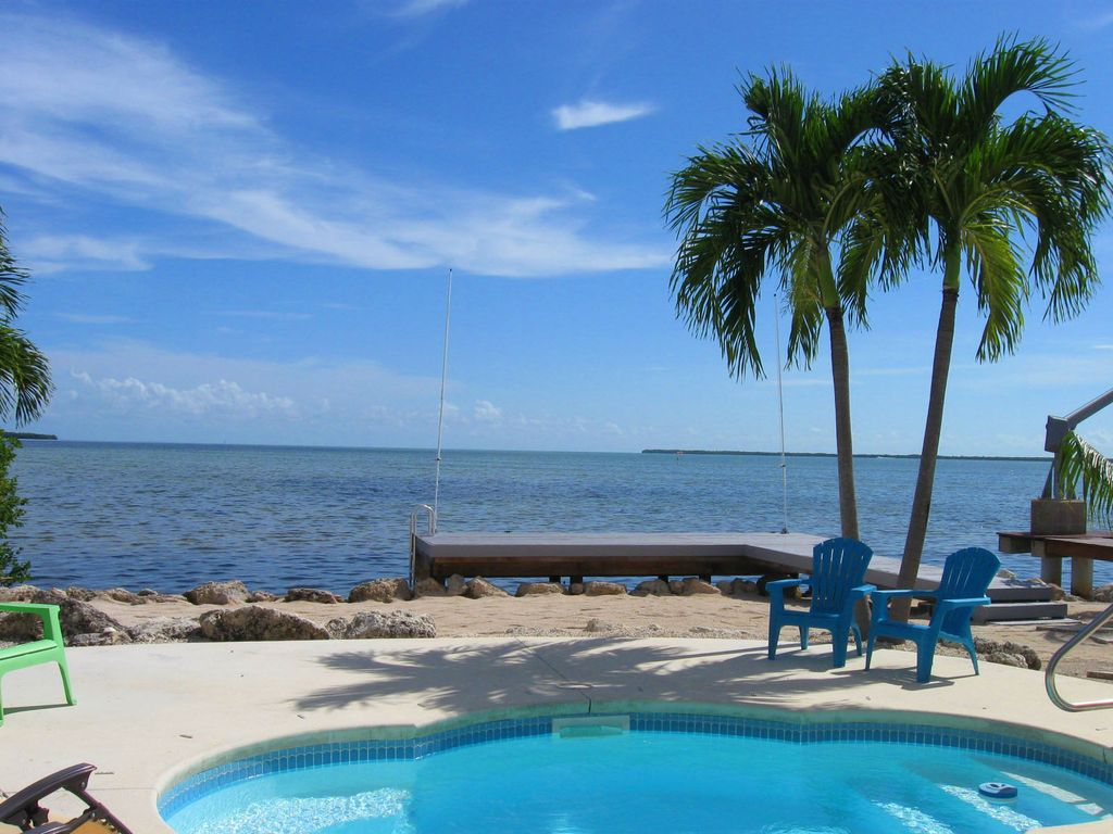 Cudjoe Key Vacation Rental Vrbo 513020 3 Br Lower Keys