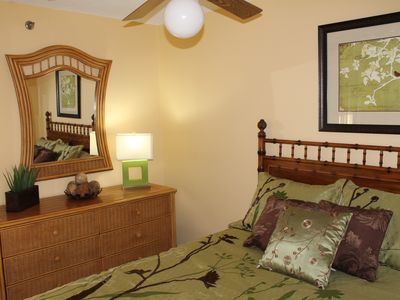 3rd Guest bedroom with Queen bed