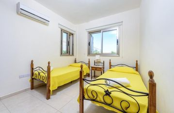 Spacious house close to the center of Protaras with Parking, Internet, Washing machine, Air conditioning