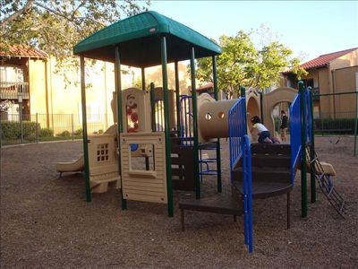 Rancho Bernardo condo rental - Children's play ground