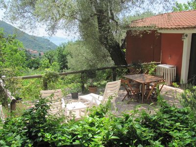 Cilento Holiday Home - Pisciotta Blue Flag 2015