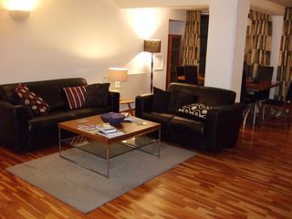 Canary Wharf & Docklands apartment photo - Living Room