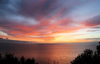 Point Roberts house rental - Good morning, Point Roberts!!!!