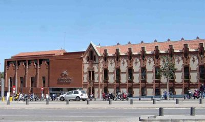 The Cosmocaixa Museum