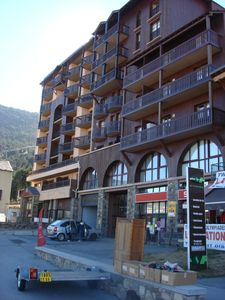 Apartment classified 3 * F3 1st floor to the slopes of Le Panoramic 2 feet