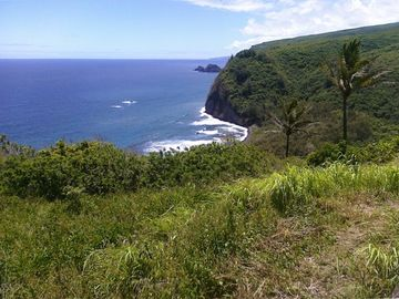 Pololu overlook, near Hawi