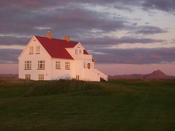 South Iceland apartment rental - The house