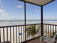 BEAUTIFUL OCEANFRONT CONDO--ENJOY GORGEOUS SUNSETS FROM THE LANAI!