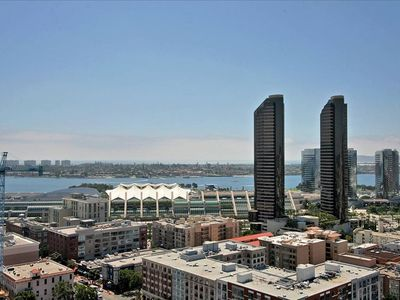 270 Degree Unobstructed Views- Including Coronado Bridge and Petco Park