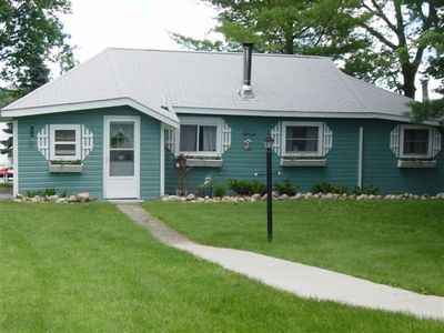 Gladwin cottage rental - Cottage Front View