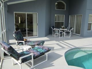 Haines City villa photo - Pool Area