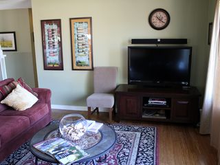 Napa house photo - Family Room w/ 47inch TV and stereo
