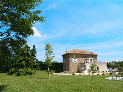 Holiday house 249598, Boresse, Rhone-Alpes