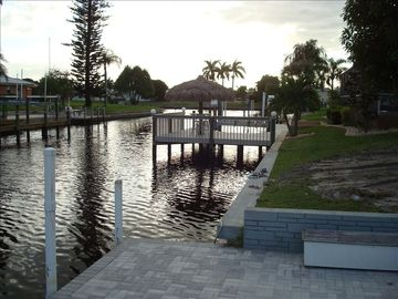 Dock on Direct Access Canal