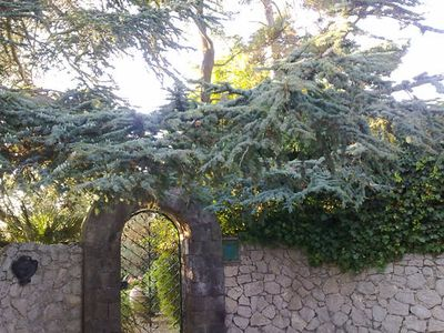Villa Panaker, an oasis surrounded by nature in Anacapri