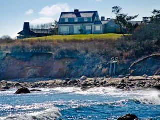 Chilmark house photo - Bluff House On Squibnocket Ridge: Stunning Water Views & Private Beaches