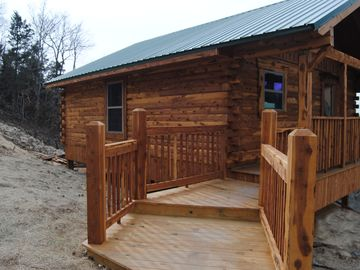 Holiday Island cabin rental - Brand New - First Rental March 1, 2014 - A Luxury Stay - Perfect Getaway