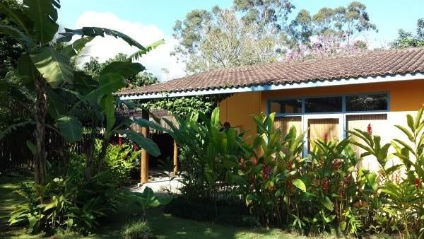 charming house, air conditioning in all rooms and quiet location