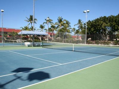 Three gorgeous, recently resurfaced tennis courts which are FREE to our guests.