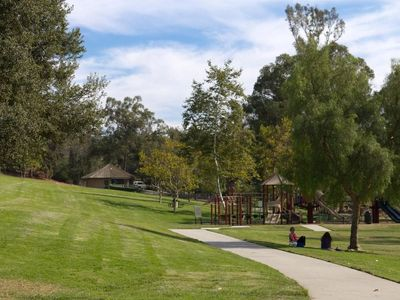 Brengle Terrace park with tennis, disc golf, basketball, baseball plus much more