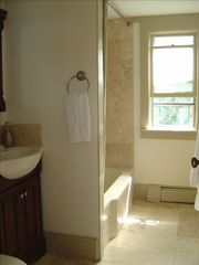 Provincetown cottage photo - Renovated Full Tile Bathroom