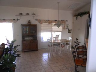 Cape Coral villa photo - dining area