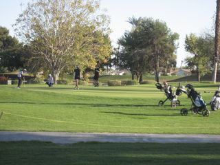 Indio house photo - View of 27 Hole Course