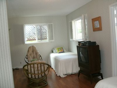 Santa Cruz house rental - Third bedroom