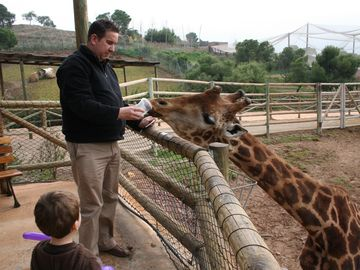 Family fun at nearby Terra Natura