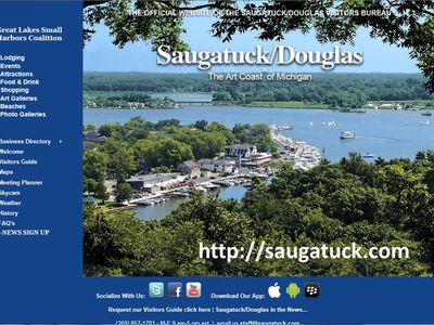 Best Source of Saugatuck information http://saugatuck.com