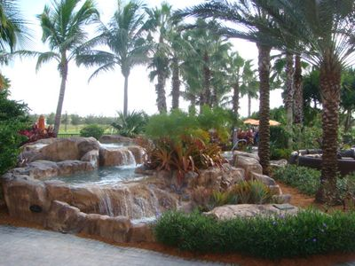 Fort Myers condo rental - Paseo Village Center Pool Area