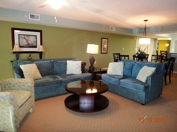 Living room, sofa, love seat chair