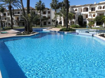 Swimming pool - Aldeas de Taray Club