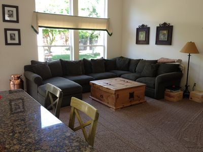 Napa house rental - Family/Great Room