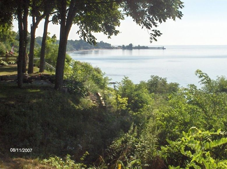 Lakefront Estate with Magnificent Lake Erie Panoramic View
