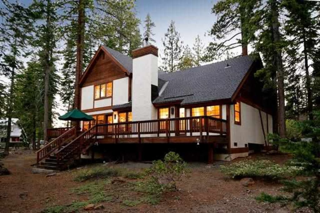 Modern Family-Friendly Home/Tahoe City/next To Nordic Trails, Lake And Resorts