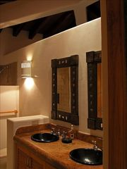 Punta del Burro house photo - All 5 baths are large with double sinks, shower and built-in closets