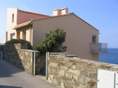 Apartment in Collioure facing the open sea