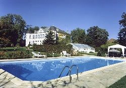 Le Blanc castle rental - Chateau La Choltiere