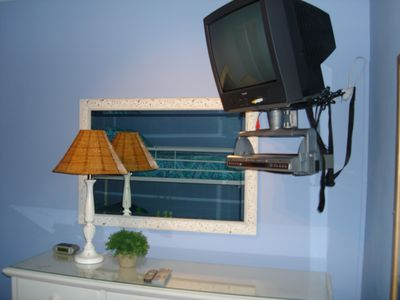 Windsor Palms house rental - Bedroom TV's are all near the ceiling